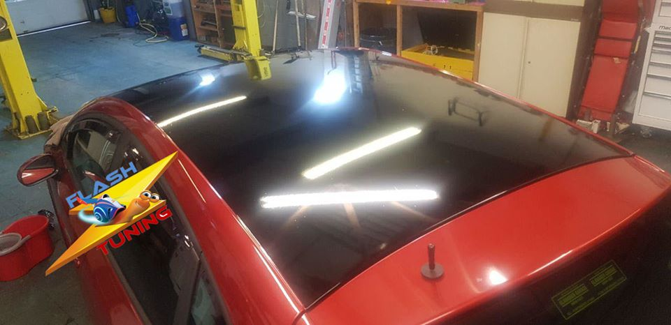 Roof Wrapping by Flash Tuning LTD