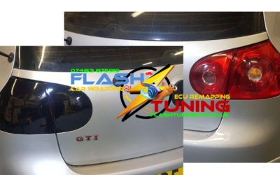 Tail Light Tint on Volkswagen Golf GTI