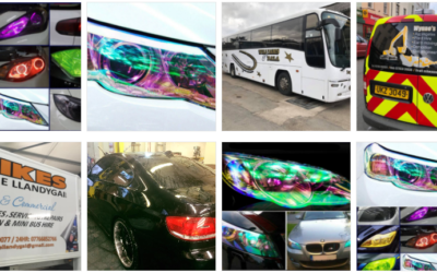 Car Window Tinting, Car Wrapping and Car and Van Signs Specialists